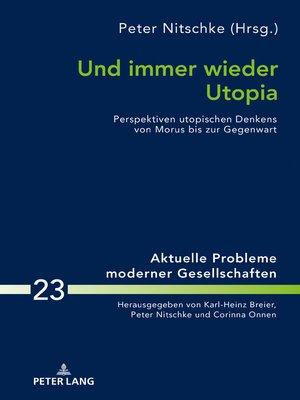 cover image of Und immer wieder Utopia