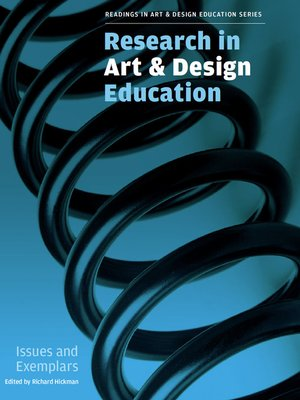 cover image of Research in Art & Design Education