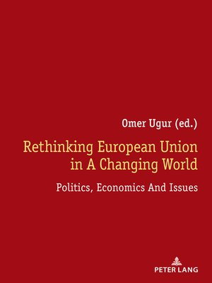 cover image of Rethinking European Union In a Changing World