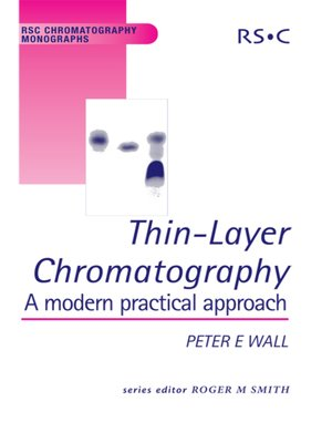 cover image of Thin-Layer Chromatography