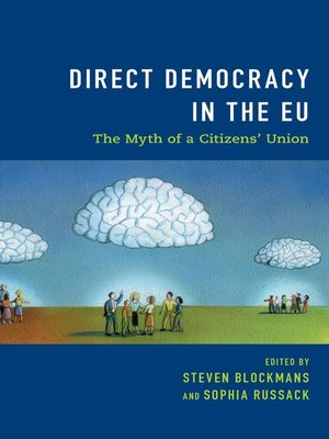cover image of Direct Democracy in the EU