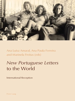 cover image of «New Portuguese Letters» to the World