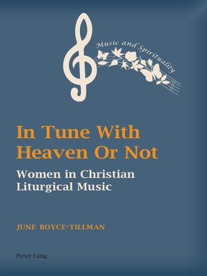 cover image of In Tune With Heaven Or Not