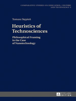 cover image of Heuristics of Technosciences