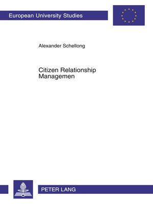 cover image of Citizen Relationship Management