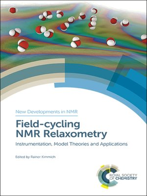 cover image of Field-cycling NMR Relaxometry