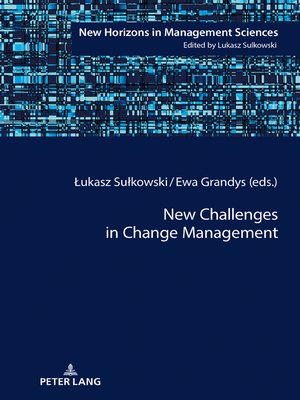 cover image of New Challenges in Change Management