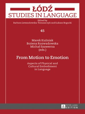 cover image of From Motion to Emotion