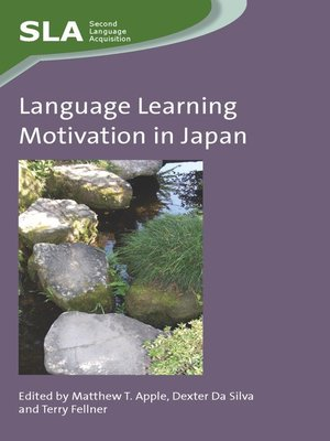 cover image of Language Learning Motivation in Japan
