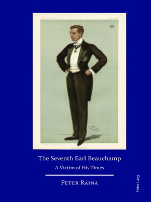 cover image of The Seventh Earl Beauchamp