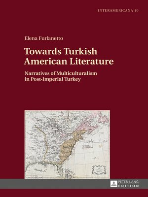 cover image of Towards Turkish American Literature