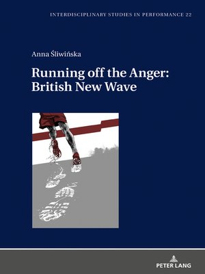 cover image of Running off the Anger