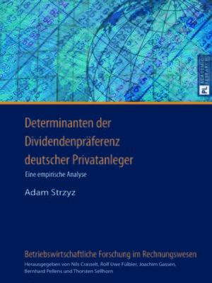 cover image of Determinanten der Dividendenpraeferenz deutscher Privatanleger