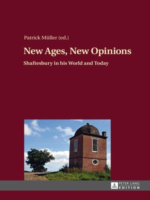 cover image of New Ages, New Opinions