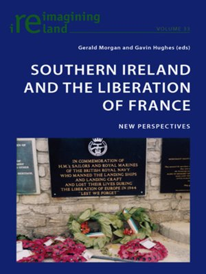 cover image of Southern Ireland and the Liberation of France
