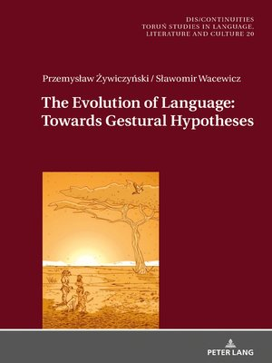 cover image of The Evolution of Language
