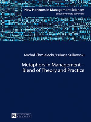 cover image of Metaphors in Management  Blend of Theory and Practice