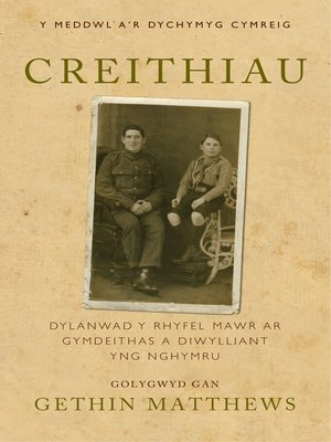 cover image of Creithiau