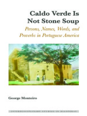 cover image of Caldo Verde Is Not Stone Soup