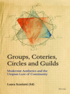 cover image of Groups, Coteries, Circles and Guilds
