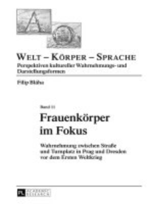 cover image of Frauenkoerper im Fokus