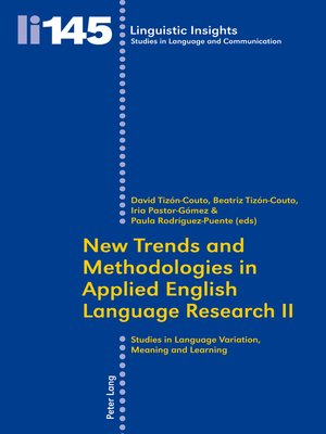 cover image of New Trends and Methodologies in Applied English Language Research II