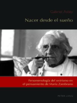 cover image of Nacer desde el sueño