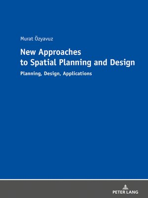 cover image of New Approaches to Spatial Planning and Design