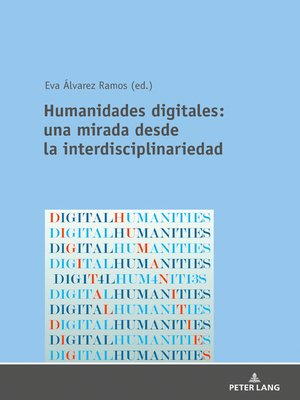 cover image of Humanidades digitales