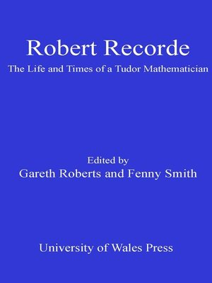 cover image of Robert Recorde