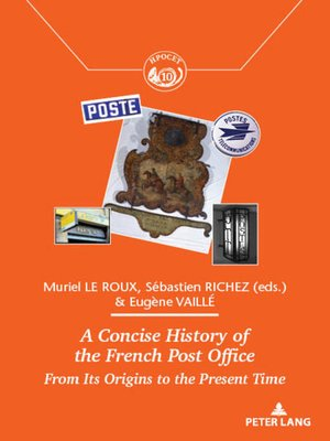 cover image of A Concise History of the French Post Office