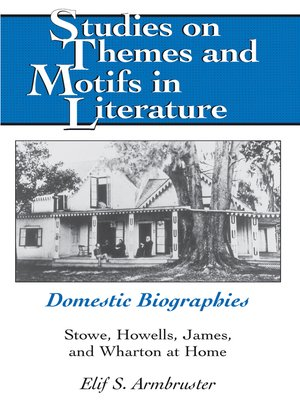 cover image of Domestic Biographies