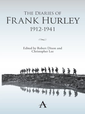 cover image of The Diaries of Frank Hurley 1912-1941
