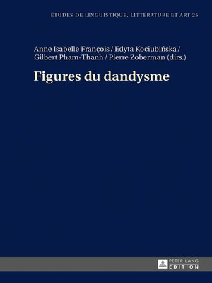 cover image of Figures du dandysme