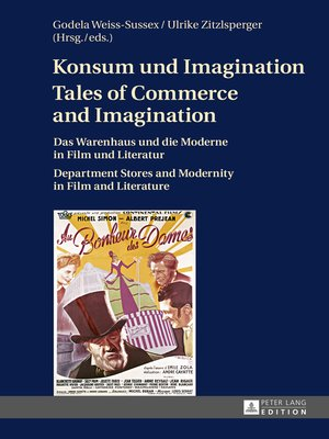 cover image of Konsum und Imagination- Tales of Commerce and Imagination