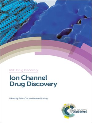 cover image of Ion Channel Drug Discovery