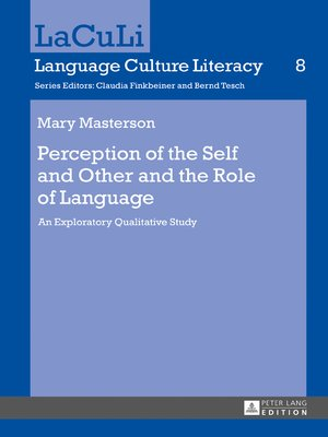 cover image of Perception of the Self and Other and the Role of Language
