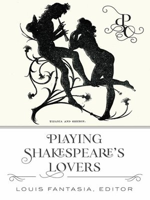 cover image of Playing Shakespeares Lovers