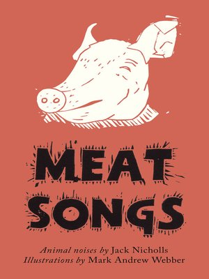cover image of Meat Songs