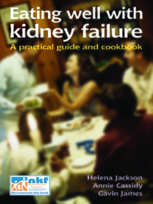 cover image of Eating Well with Kidney Failure