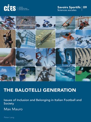 cover image of The Balotelli Generation
