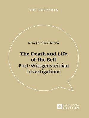 cover image of The Death and Life of the Self