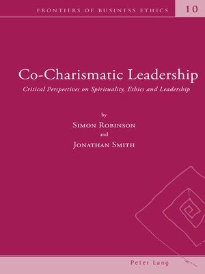 cover image of Co-Charismatic Leadership