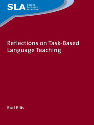 cover image of Reflections on Task-Based Language Teaching