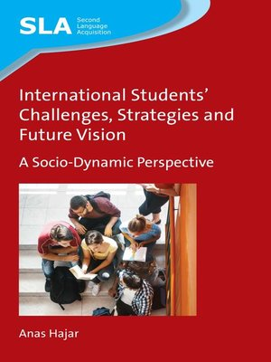 cover image of International Students Challenges, Strategies and Future Vision