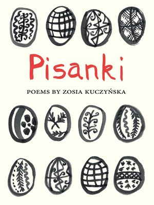 cover image of Pisanki