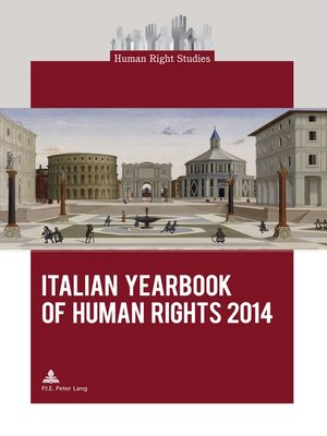 cover image of Italian Yearbook of Human Rights 2014