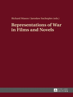 cover image of Representations of War in Films and Novels