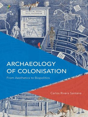 cover image of Archaeology of Colonisation
