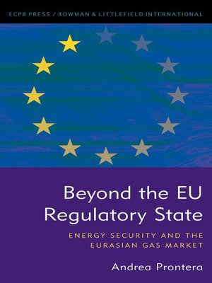 cover image of Beyond the EU Regulatory State